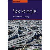 Sociologie - Elektronická kniha