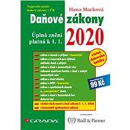 Daňové zákony 2020 - Elektronická kniha