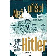Než přišel Hitler - Elektronická kniha