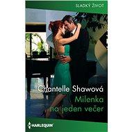 Milenka na jeden večer - Elektronická kniha