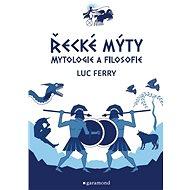 Řecké mýty - Elektronická kniha