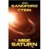 Mise Saturn - Elektronická kniha
