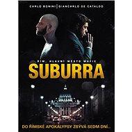 Suburra - Elektronická kniha