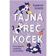 Tajná řeč koček - Elektronická kniha