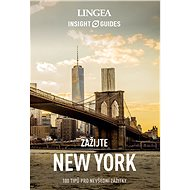 New York - Zažijte - Elektronická kniha