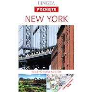 New York - Poznejte  - Elektronická kniha