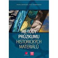 Metody průzkumu historických materiálů - Elektronická kniha