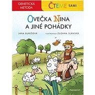 Čteme sami – genetická metoda - Ovečka Nina a jiné pohádky - Elektronická kniha