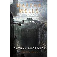 Chybný protokol - Elektronická kniha