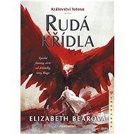Království lotosu – Rudá křídla - Elizabeth Bearová, 424 stran