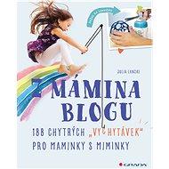 Z mámina blogu - Elektronická kniha