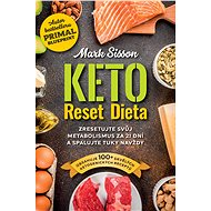 Keto Reset Dieta - Mark Sisson, 440 stran