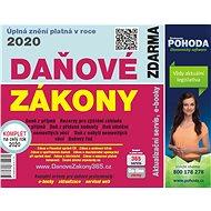 Daňové zákony 2020 ČR EXPERT - Elektronická kniha