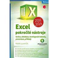Excel 2016 a 2019 - pokročilé nástroje - Elektronická kniha
