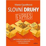 Slovní druhy expres - Elektronická kniha