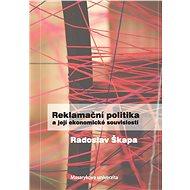 Reklamační politika a její ekonomické souvislosti - Elektronická kniha