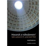 Masaryk a náboženství - Elektronická kniha