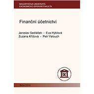 Finanční účetnictví - Elektronická kniha