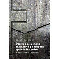 Česká a slovenská religiozita po rozpadu společného státu - Elektronická kniha