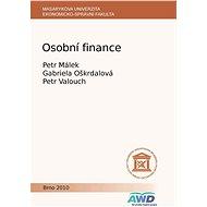 Osobní finance - Elektronická kniha