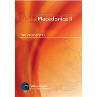 Studia macedonica II - Elektronická kniha