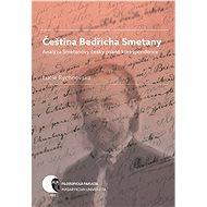 Čeština Bedřicha Smetany - Elektronická kniha