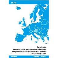 Evropský valčík pod rakouskou taktovkou? - Elektronická kniha