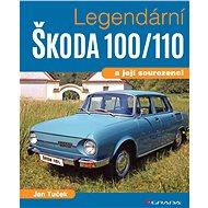 Legendární Škoda 100/110 - Jan Tuček, 152 stran