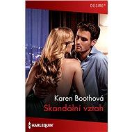 Skandální vztah - Elektronická kniha
