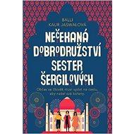 Nečekaná dobrodružství sester Šergilových - Elektronická kniha