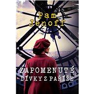 Zapomenuté dívky z Paříže - Elektronická kniha