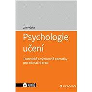 Psychologie učení - Elektronická kniha