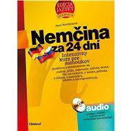 Nemčina za 24 dní - Elektronická kniha