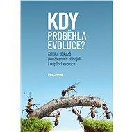 Kdy proběhla evoluce? - Elektronická kniha