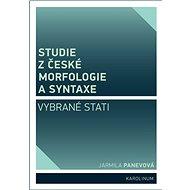 Studie z české morfologie a syntaxe - Elektronická kniha