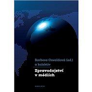 Zpravodajství v médiích - Elektronická kniha