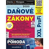 Daňové zákony 2020 SR XXL ProFi (vydanie 7.1) - Elektronická kniha