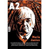 A2 kulturní čtrnáctideník 20/2020 - Maria Janion - Elektronická kniha