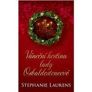 Vánoční hostina lady Osbaldestoneové - Elektronická kniha