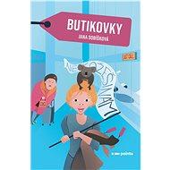 Butikovky - Elektronická kniha