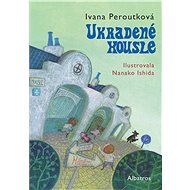 Ukradené housle - Elektronická kniha