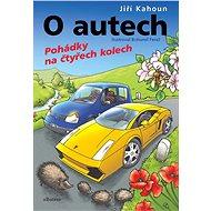 O autech - Pohádky na 4 kolech - Elektronická kniha