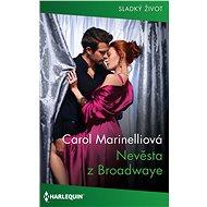 Nevěsta z Broadwaye - Elektronická kniha