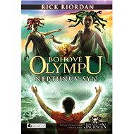 Bohové Olympu – Neptunův syn - Elektronická kniha
