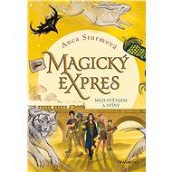 Magický expres - Mezi světlem a stíny - Elektronická kniha