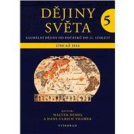 Dějiny světa 5 - Elektronická kniha