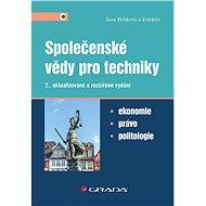 Společenské vědy pro techniky - Elektronická kniha