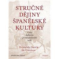 Stručné dějiny španělské kultury - Elektronická kniha