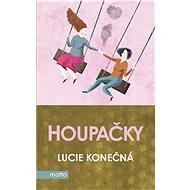 Houpačky - Lucie Konečná, 208 stran