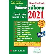 Daňové zákony 2021 - Elektronická kniha